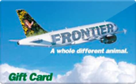 What Airlines Have Gift Cards - buy frontier airlines gift cards raise