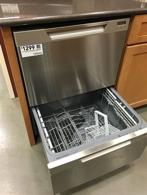 Best Dishwasher Drawers by 17 Best Ideas About Two Drawer Dishwasher On