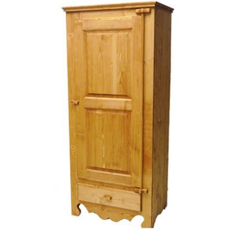 armoire bonnetiere 1 porte bonneti 232 re 1 porte 1 tiroir gonds bois