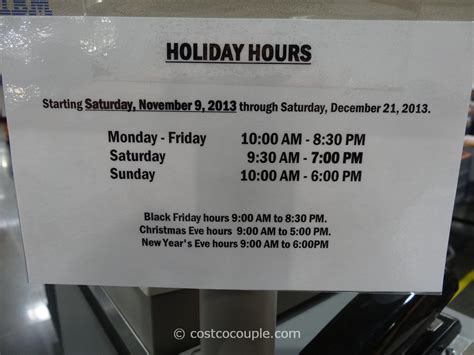 costco hours costco hours thanksgiving weekend 100 images weekend