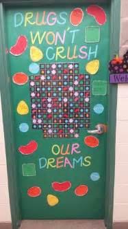 ribbon week door decorating contest school