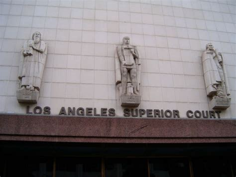 Los Angeles County Superior Court Records Superior Court Of California County Of Los Angeles Autos Post