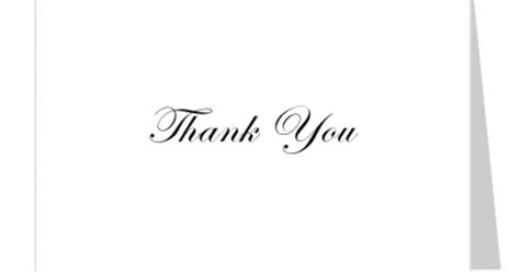 i you templates free free thank you card template that you can and