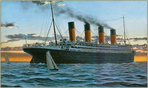 barco a vapor historia rms titanic el rms titanic en ingles royal mail