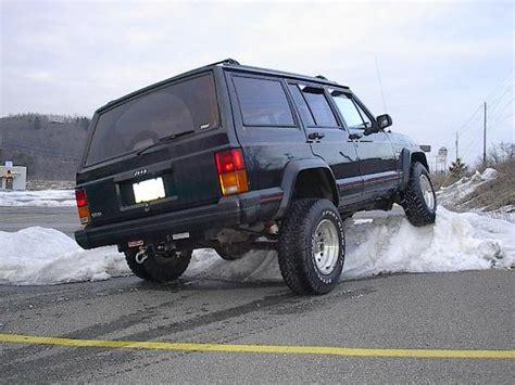 1995 Jeep Grand Lift Kit Another Blackxj 1995 Jeep Post 3568423 By Blackxj