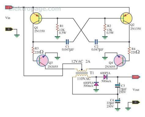 Mini Lifier 12vdc 12 volt 2n3055 lifier schematic 12 get free image