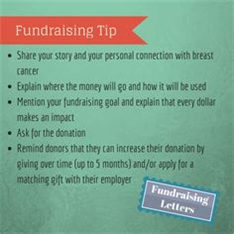 Fundraising Letter Tips 1000 images about fundraising letters appeals on