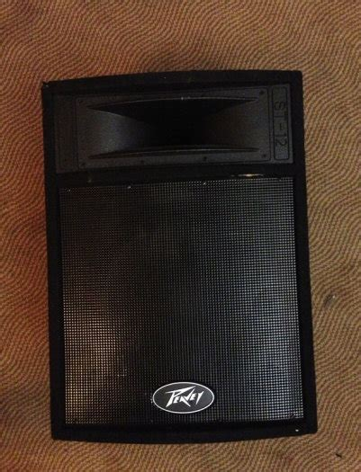 Speaker Advance St 300 peavey st 12 300w speakers x2 for sale in drogheda louth from keith77
