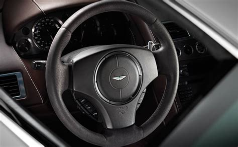 aston martin steering wheel alcantara steering wheel