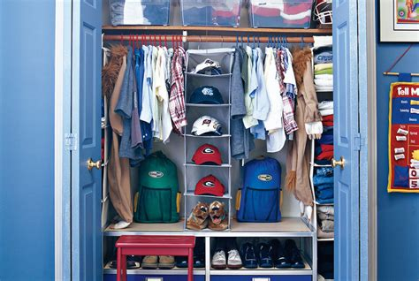 kids closets clothing and toy storage for boys and girls 7 smart ways to organize your kid s closet real simple