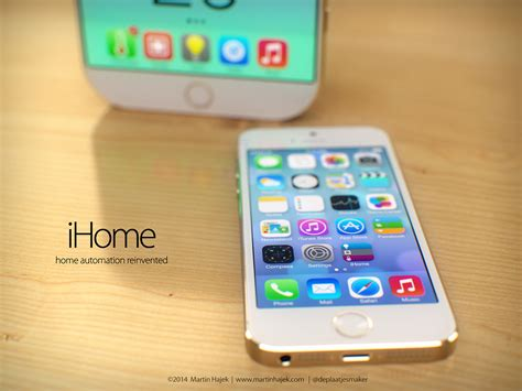 Home Automation Apple by Apple Ihome Concept Deals With Home Automation In Small