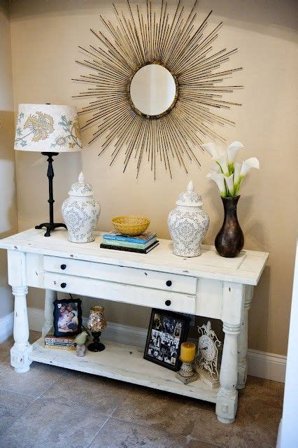 decorate  entry table google search entryway