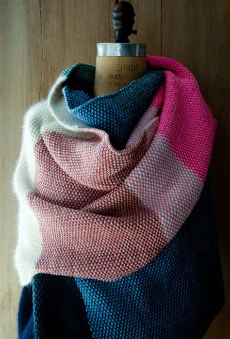 wrap stitch knitting amazing seed stitch wrap purl soho