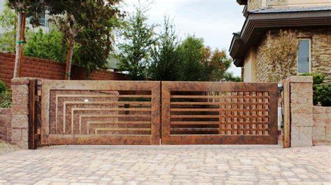 modern gate design home 35 stunning modern gate design for home decoration