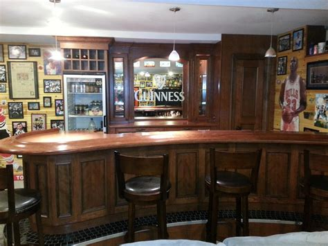 home bar milwaukee woodwork custom home bars
