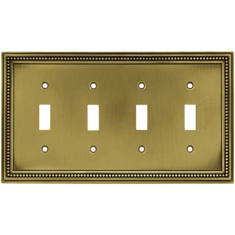 hton bay light switch covers antique wall plates designer light switches cool light