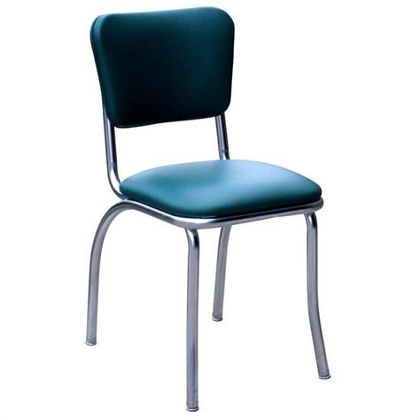 Richardson Seating Retro 1950s Chrome Diner Dining Chair Retro Dining Chairs Ebay
