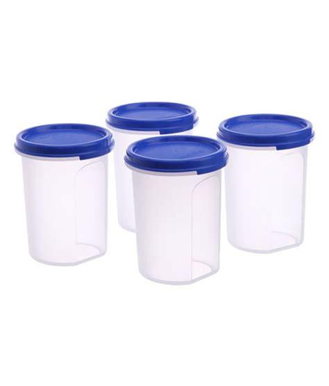 Tupperware 7 Circle Container tupperware white 440ml plastic container set of 2