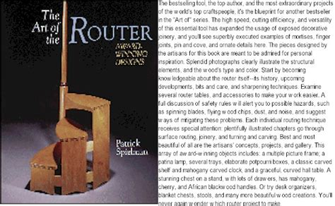 router books woodworking books woodworking routers