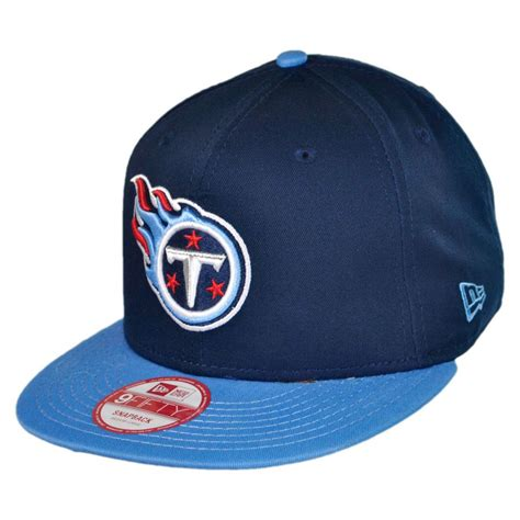 new era tennessee nfl 9fifty snapback baseball cap