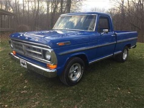 1972 ford other in contact for location, mi for sale