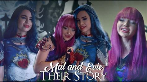 Evie E by Mal And Evie Their Story Descendants 2