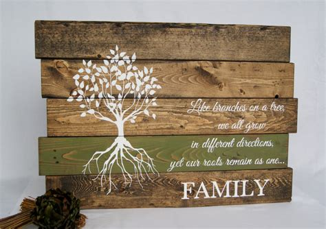 family woodworking wood family sign pallet wood sign pallet wall family