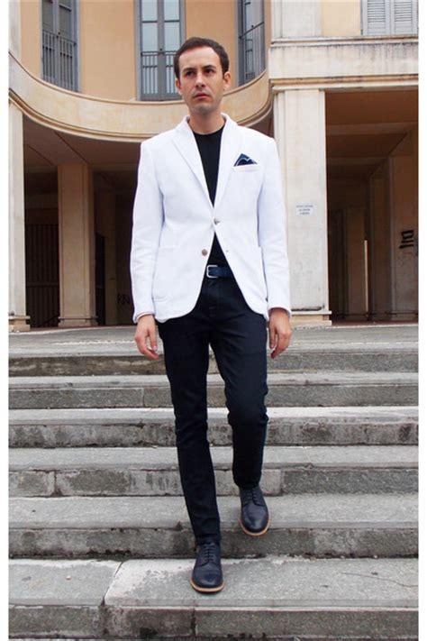 Cotton Lab Essential Jogger 2 Tone Grey White white blazer hardon clothes