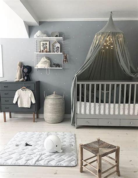 chambre enfant et bebe idee deco chambre bebe fille et gris
