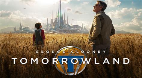 film disney tomorrowland the third tomorrowland trailer sends george clooney
