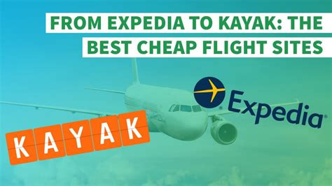 from expedia to kayak the best cheap flights gobankingrates