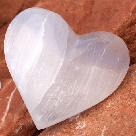 selenite gemstone medium