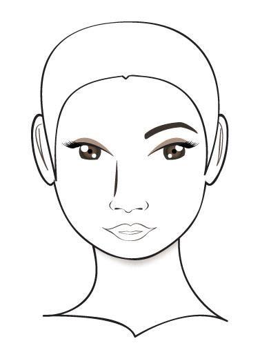 tutorial bentuk alis untuk wajah bulat bentuk alis untuk wajah bulat celoteh wanita
