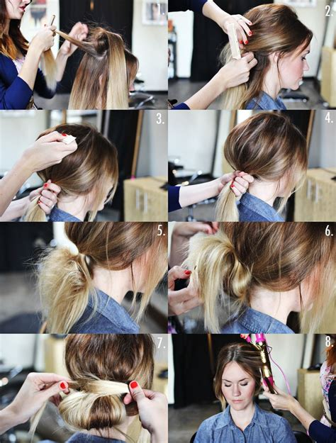 can you get a messy bun look with the bun maker love my hairstyle low bun
