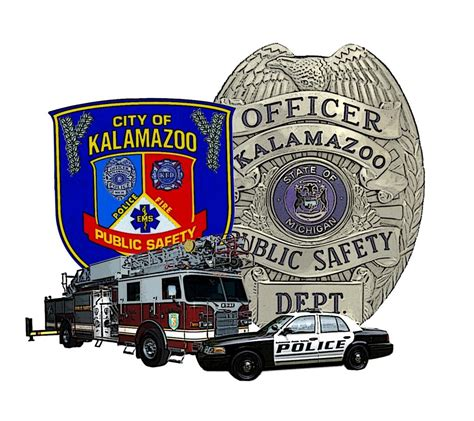 Department Of Safety Crime Records Service Department Profile Kalamazoo Safety