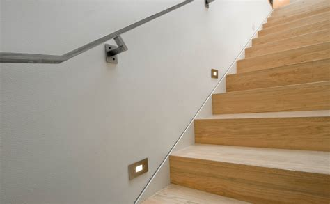modern wall base wood stair nosing detail caswell pinterest