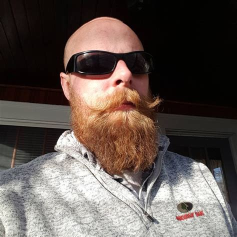 7 Reasons Bald Are by 25 Best Ideas About Bald With Beard On