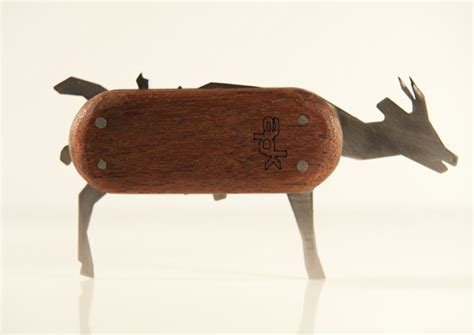animal pocket knife animal pocket knives by david suhami how to get one of