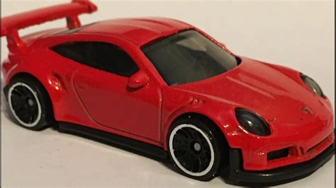 Hotwheels Porsche wheels 2016 porsche 911 gt3 rs