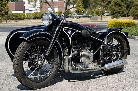 Motorrad Mit Beiwagen Bmw by Bmw R12 750cc Motorcycle Sidecar Auctions Lot 36