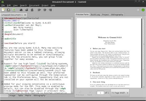 best latex editor linux latex highly recommended latex editors for linux