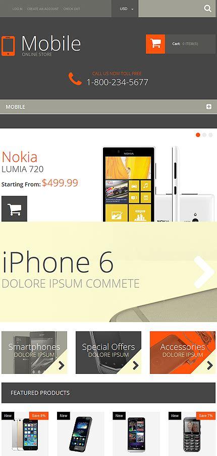shopify themes electronics template 52932 ensegna themes