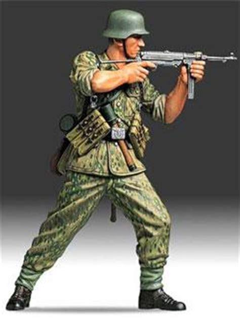 german elite infantry soldier plastic model military