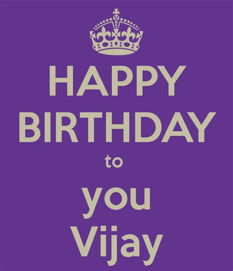 happy birthday vijay mp3 download happy birthday to you vijay poster carmen keep calm o
