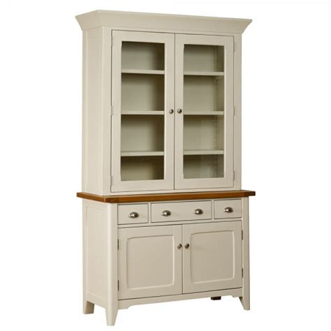 Buy Small Dresser Buy Small Sideboard Glass Hutch Painted Oak Dresser