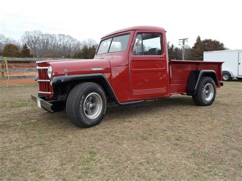 Chevrolet Jeep For Sale 1962 Willys Jeep Rod 350 Chevy For Sale