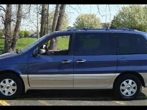 Kia Sedona Faults 2002 Kia Sedona Problems Manuals And Repair