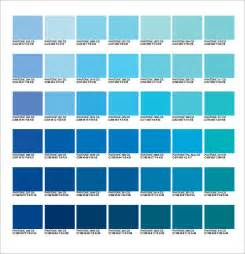 pantone color pms color chart 6 free download for pdf
