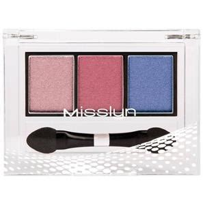 Viva Powder 30g lidschatten high shine trio eyeshadow misslyn