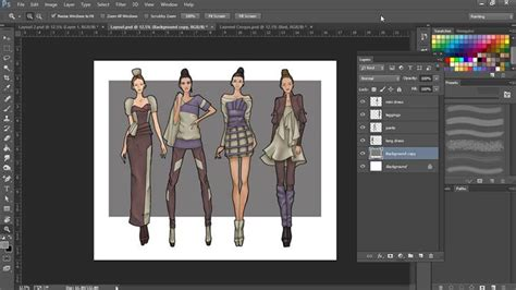 Design Clothes App | photoshop tutorials photoshop for fashion design best